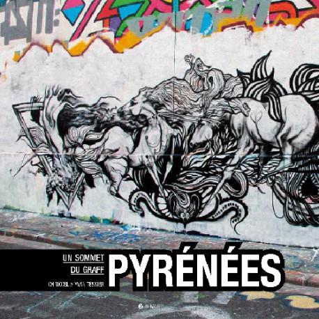 Pyrénées, un sommet du graff
