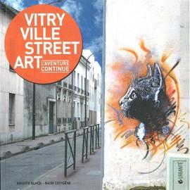 Vitry Ville Street Art - l'aventure continue