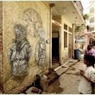 01 Opus Délits 66 Monkey Bird Monkeybird Street Art Art Urbain
