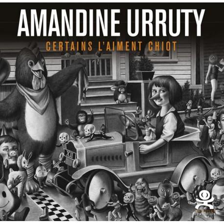 77 Amandine Urruty-Certains l'aiment chiot