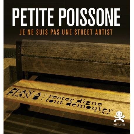 81 Petite Poissone - Je ne suis pas une street artist