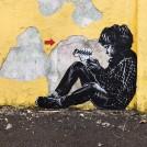83 Jef Aérosol / La musique adoucit les murs