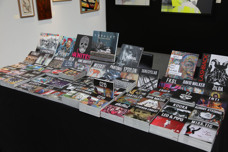 notre stand urban art fair