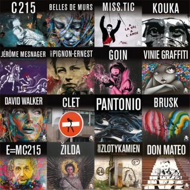 Découvrez  la collection Opus Délits:  78 volumes dédiés aux street artistes